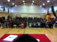 桂米多朗 公式ブログ/標津町小中学校落語公演 画像1