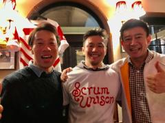 矢野武 公式ブログ/『 Scrum Unison 』 画像1