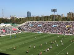 矢野武 公式ブログ/『 早稲田 vs帝京 』 画像1