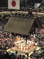 矢野武 公式ブログ/『 初場所三日目 』 画像1