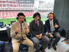 矢野武 公式ブログ/『 ジャパンvsジョージア終了 』 画像1