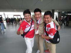 矢野武 公式ブログ/『 ジャパンvsジョージア終了 』 画像2