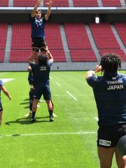 矢野武 公式ブログ/『 ジャパン前日練習 』 画像2