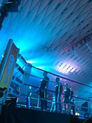 矢野武 公式ブログ/『 K-1大阪大会 』 画像2