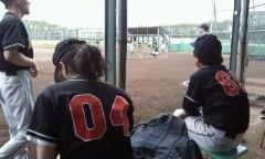 矢野武 公式ブログ/『 草野球 』 画像1