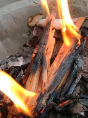 矢野武 公式ブログ/『 送り火 』 画像1