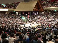 矢野武 公式ブログ/『 大相撲初日 』 画像1