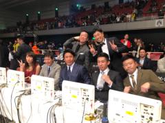矢野武 公式ブログ/『 K-1大阪大会 』 画像1