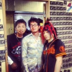 KEN'ICHI -LOKA- 公式ブログ/ツアー4ヶ所目、岡山! 画像1