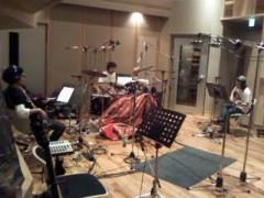 かりゆし58 公式ブログ/レコーディング 画像1