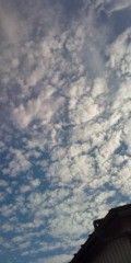 佐久田瑠美 公式ブログ/冬空 画像1