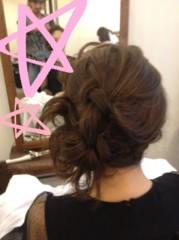 佐久田瑠美 公式ブログ/昨日は 画像2