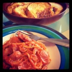 佐久田瑠美 公式ブログ/pastaたたたー 画像2