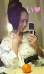佐久田瑠美 公式ブログ/い・よ・かん 画像1