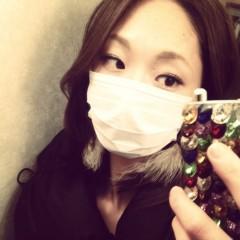 佐久田瑠美 公式ブログ/マスクは必需品 画像1