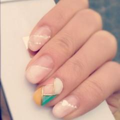 佐久田瑠美 公式ブログ/new nail 画像3
