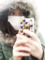 佐久田瑠美 公式ブログ/初(・∀・)雪 画像1