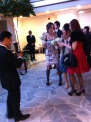 佐久田瑠美 公式ブログ/happywedding 画像1