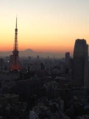 佐久田瑠美 公式ブログ/富士山と東京タワー 画像2