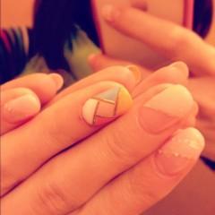 佐久田瑠美 公式ブログ/new nail 画像1