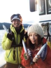 佐久田瑠美 公式ブログ/爆釣 画像1