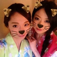 佐久田瑠美 公式ブログ/にてる? 画像1