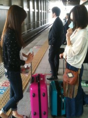 佐久田瑠美 公式ブログ/東京出張 画像1