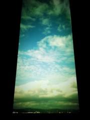 佐久田瑠美 公式ブログ/青空 画像1