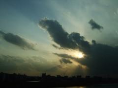 コウダリョウイチ 公式ブログ/日が暮れて… 画像1