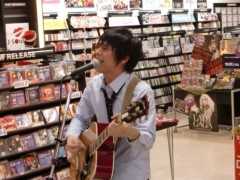 コウダリョウイチ 公式ブログ/12/3(土)小倉 新星堂アミュプラザ店 インストアライブ 画像2