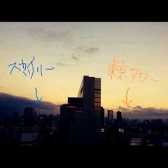 コウダリョウイチ 公式ブログ/スカイツリーと東京タワーが一度に見れる場所♪ 画像1