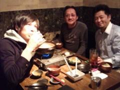 コウダリョウイチ 公式ブログ/プチ忘年会♪ 画像1