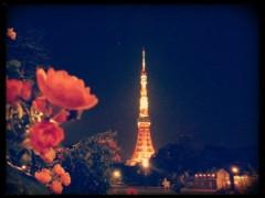 コウダリョウイチ 公式ブログ/薔薇と東京タワー。 画像1