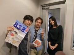 コウダリョウイチ 公式ブログ/調布FM【83.8MHz】無事終了! 画像1