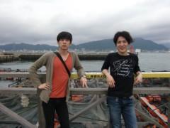 コウダリョウイチ 公式ブログ/山口新聞【2012.6.24】 画像3
