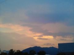 コウダリョウイチ 公式ブログ/朝日が昇るころ。 画像3