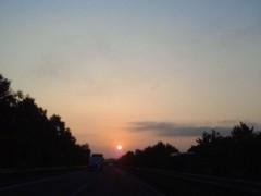 コウダリョウイチ 公式ブログ/朝日が昇るころ。 画像1