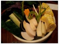 コウダリョウイチ 公式ブログ/野菜日和 画像1