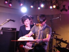 コウダリョウイチ 公式ブログ/中嶋 康孝 Birthday Live♪ 画像3