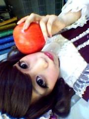 あぽち 公式ブログ/果実を飾り付け 画像1