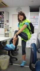 谷川真理 公式ブログ/大阪マラソン出走のお知らせ 画像1