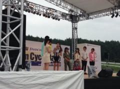 道端カレン 公式ブログ/JAPAN CYCLE RACE 2013 画像3