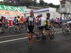 道端カレン 公式ブログ/JAPAN CYCLE RACE 2013 画像1