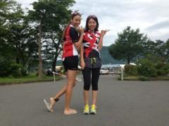 道端カレン 公式ブログ/榛名湖トライアスロン 画像1
