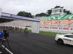 道端カレン 公式ブログ/JAPAN CYCLE RACE 2013 画像2