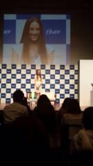道端カレン 公式ブログ/オスター社マイブレンダープレス発表会 画像1