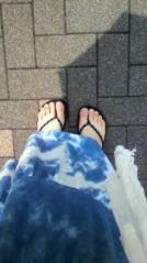 有馬あかり 公式ブログ/海に行かないのに、ビーサンを履いてる理由 画像2