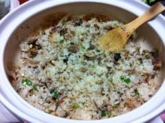 児玉翔(BOYS 4 MEN ごぉ!) 公式ブログ/初土鍋でご飯を炊きました 画像1
