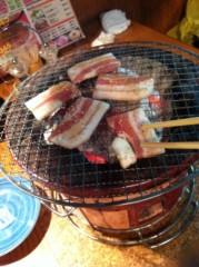 児玉翔(BOYS 4 MEN ごぉ!) 公式ブログ/やぁみんな( *`ω´) 肉焼いてる? 画像1
