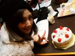 小倉優子 公式ブログ/☆お誕生日ケーキ☆ 画像1